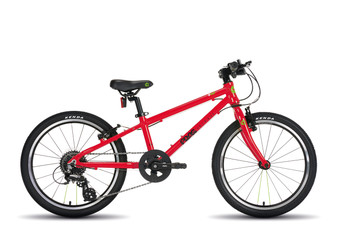 Frog 52 bike now available in Red